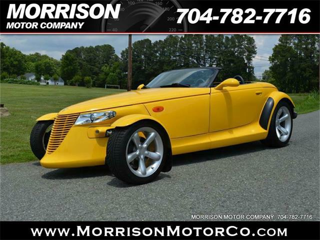 Classic Plymouth Prowler For Sale On 42