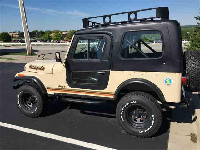1984 Jeep CJ | 870046