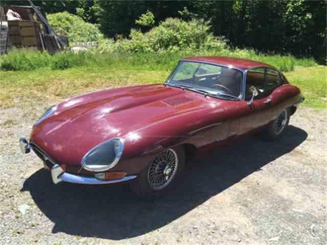 1967 Jaguar XKE | 874609