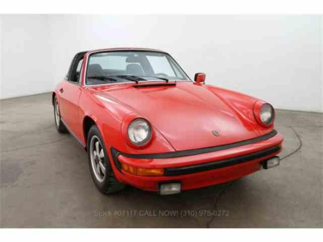 1976 Porsche 911S   874613