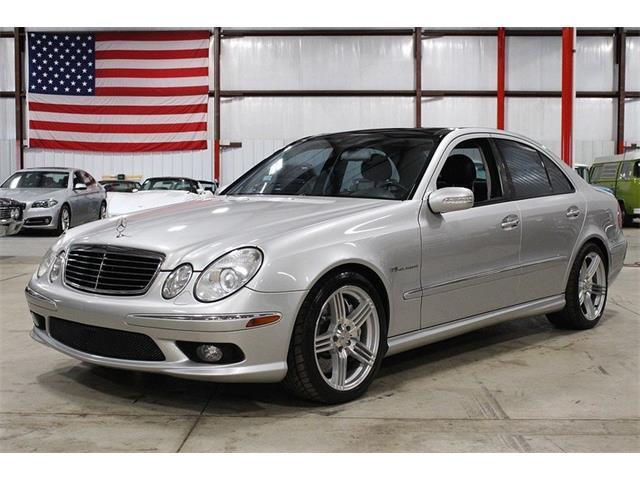 2005 Mercedes-Benz E55 | 874618