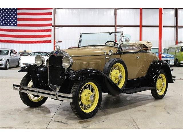1930 Ford Model A | 874622