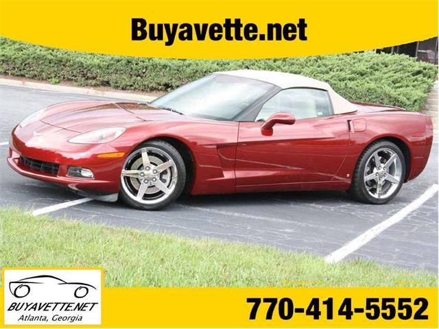 2007 Chevrolet Corvette   874631