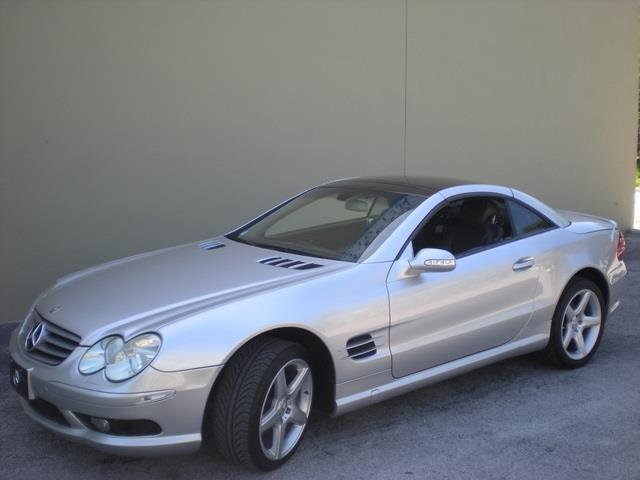 2003 Mercedes-Benz SL500 | 874632