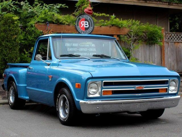 1968 Chevrolet C/K 10 | 874657