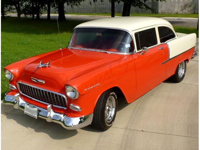 1955 Chevrolet 210 | 874660