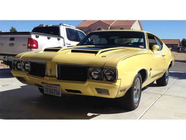 1970 Oldsmobile Rallye 350   874671