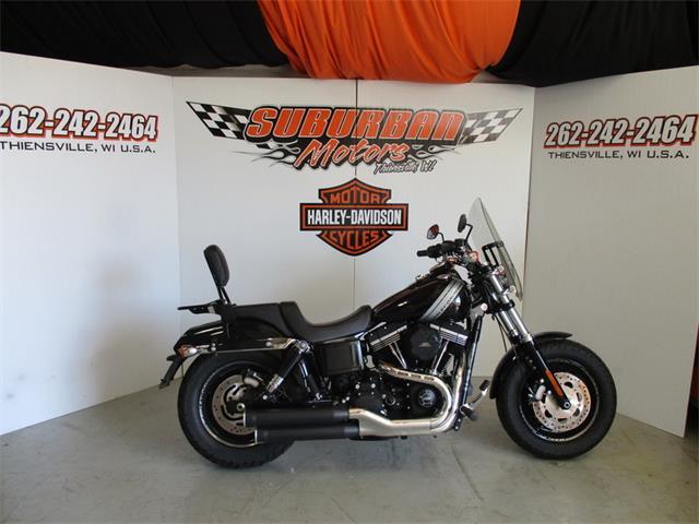 2014 Harley-Davidson® FXDF - Dyna® Fat Bob® | 874683