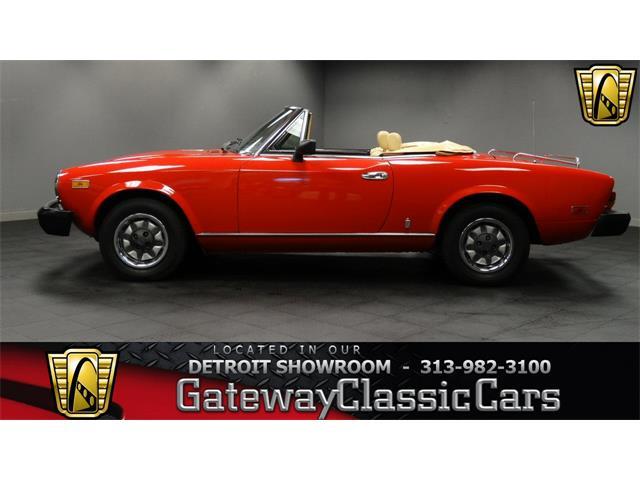 1980 Fiat Spider | 874706