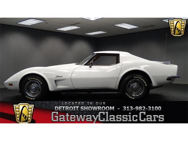 1973 Chevrolet Corvette | 874709