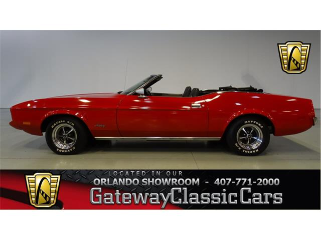 1973 Ford Mustang   874723