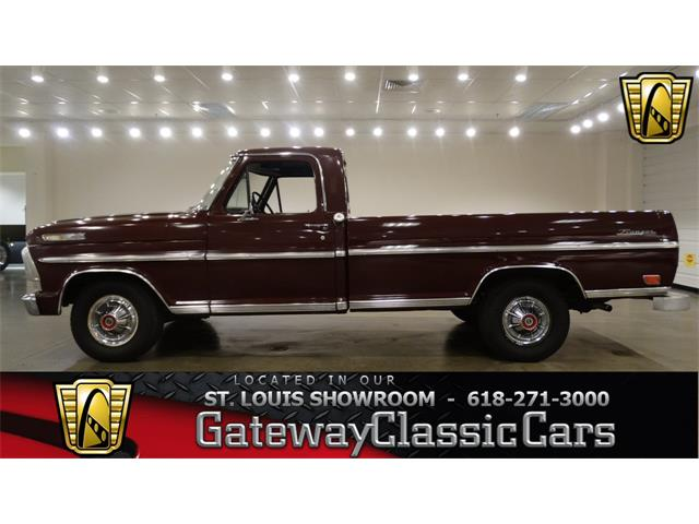 1968 Ford F100 | 874724