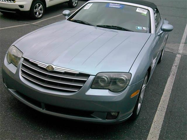 2005 Chrysler Crossfire | 874730