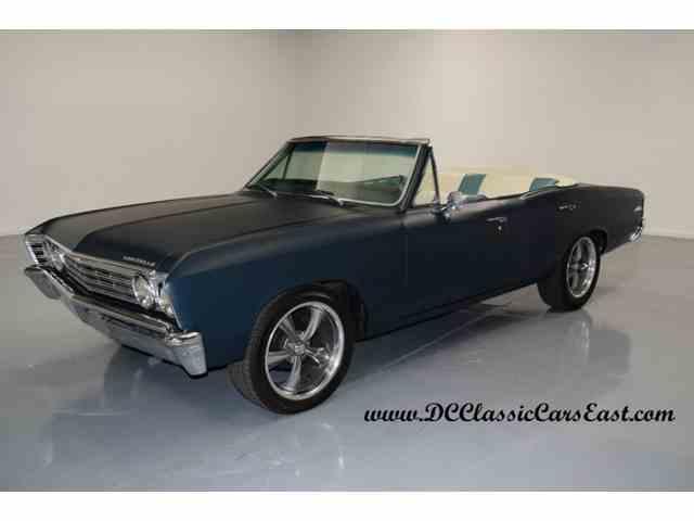 1967 Chevrolet Chevelle | 874733