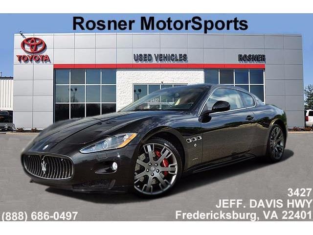 2011 Maserati GranTurismo | 874736