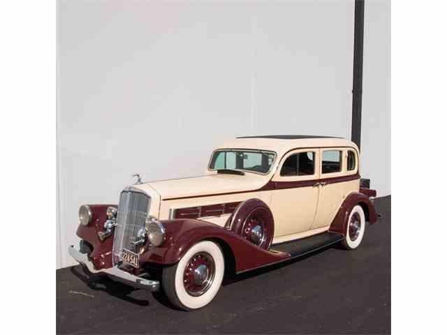 1935 Pierce Arrow 845 Sedan | 874773