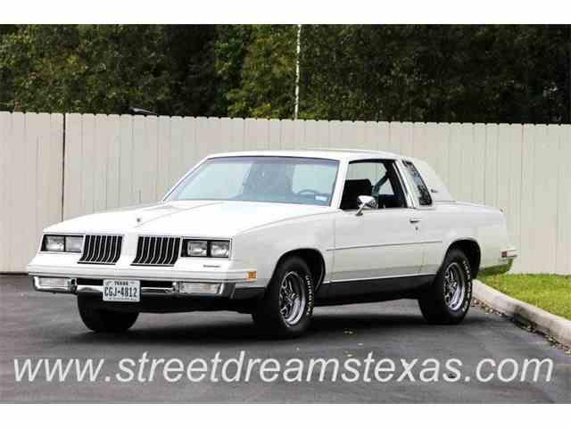 1984 Oldsmobile Cutlass Supreme | 874777