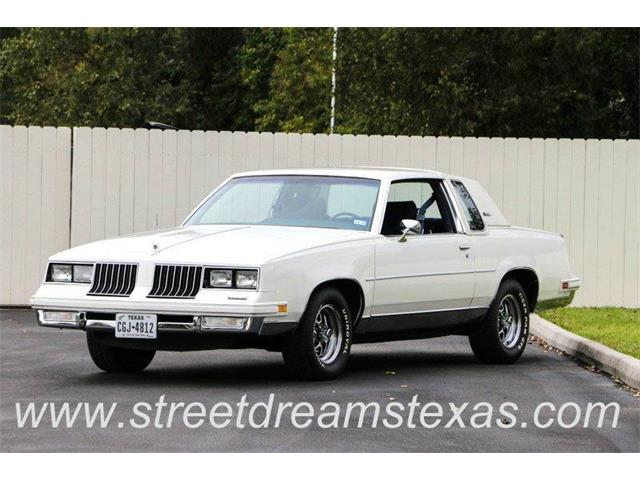 1984 Oldsmobile Cutlass Supreme | 874777