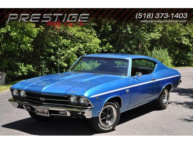 1969 Chevrolet Chevelle | 874804
