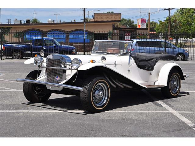 1929 Mercedes-Benz Gazelle Replica | 874829