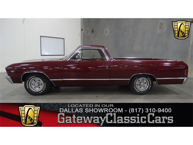 1967 Chevrolet El Camino   874835