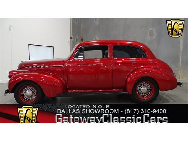 1940 Chevrolet Deluxe | 874836