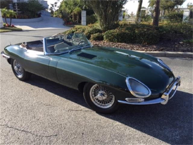 1967 Jaguar XKE | 874855