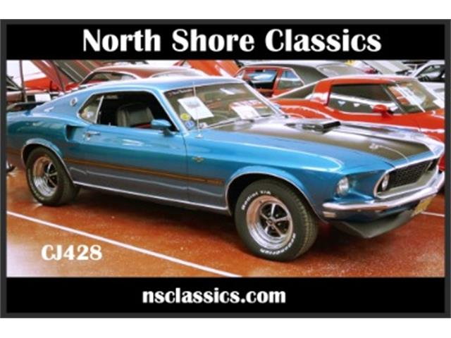 1969 Ford Mustang | 874856