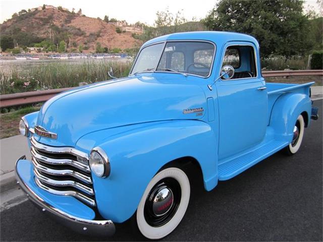 1949 Chevrolet 1/2 Ton Pickup | 874866