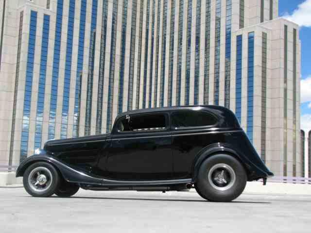1934 Ford Victoria | 874892