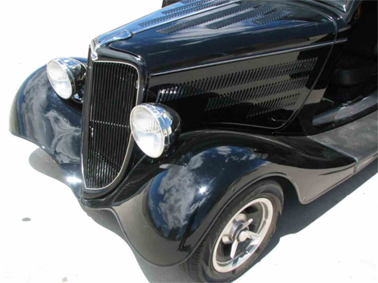 1934 ford victoria for sale cc 874892. Black Bedroom Furniture Sets. Home Design Ideas