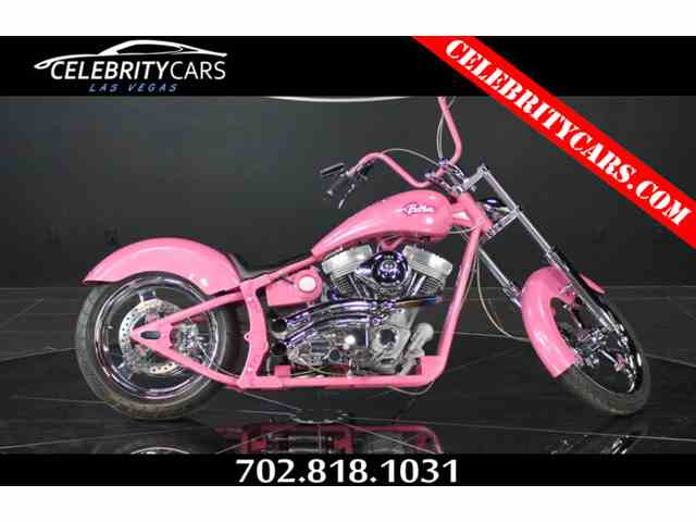2008 Barbie CUSTOM BARBIE CHOPPER ASBL | 874912