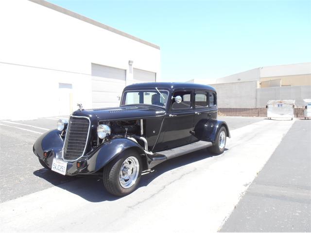 1934 Dodge 4-Dr Sedan | 874929