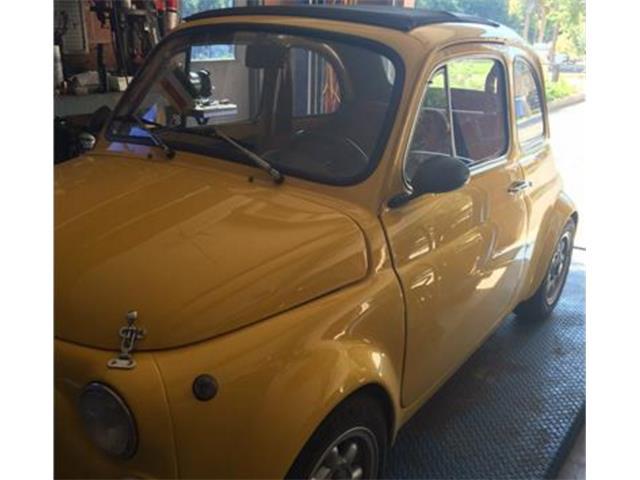 1975 Fiat 500 Abarth | 874939