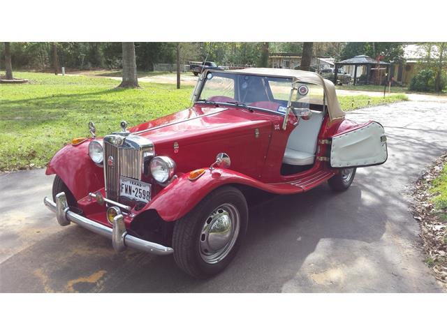 1952 MG TD | 874941