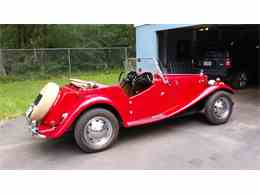 Picture of '52 MG TD located in California - $9,999.00 Offered by a Private Seller - IR3X