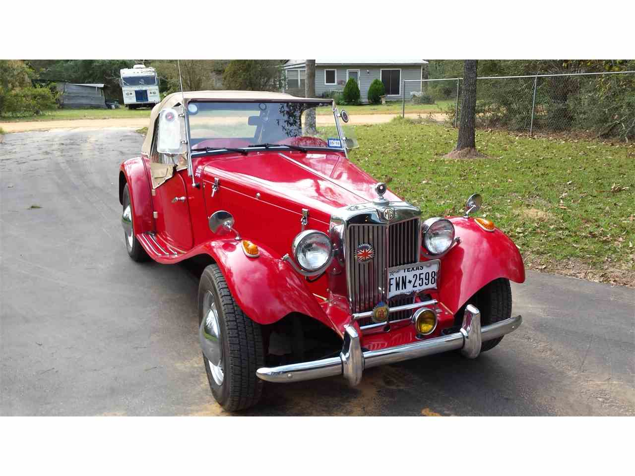 Large Picture of 1952 MG TD - $9,999.00 - IR3X