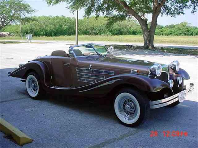 1934 Mercedes-Benz 500K | 874943