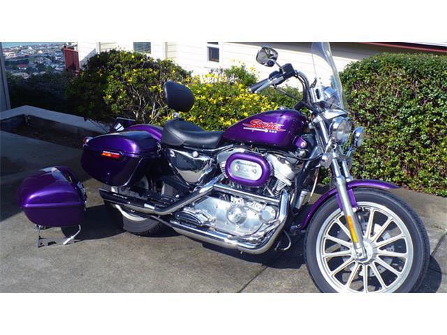 2001 Harley-Davidson XL883 Hugger | 874960