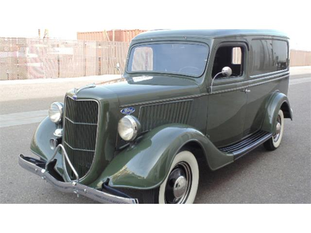 1936 Ford Panel Delivery | 874961