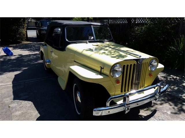 1949 Willys Jeepster | 874964