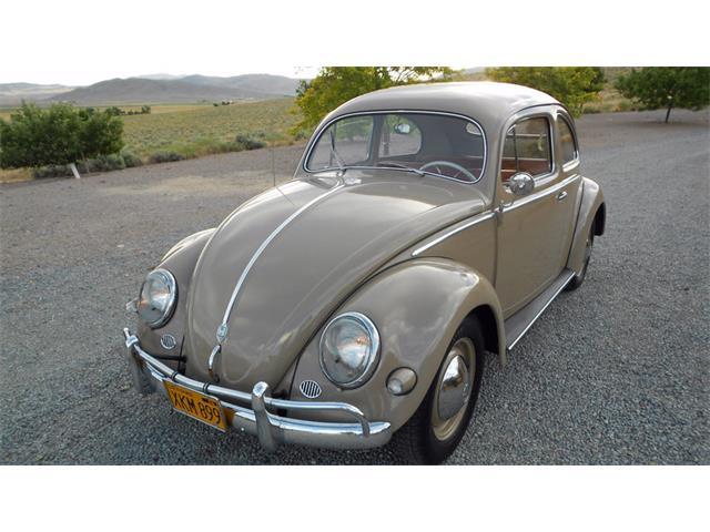 1957 Volkswagen Beetle | 874974