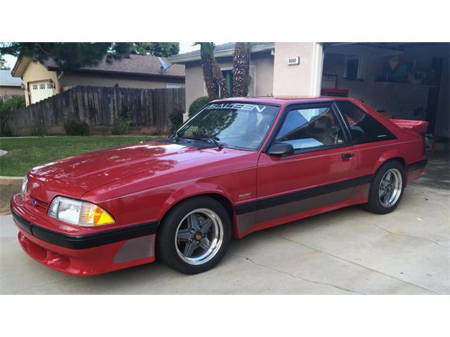 1989 Ford Mustang | 874976
