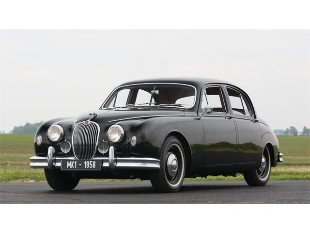 1958 Jaguar Mark I | 874980