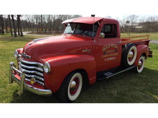 1950 Chevrolet 3100 | 874985