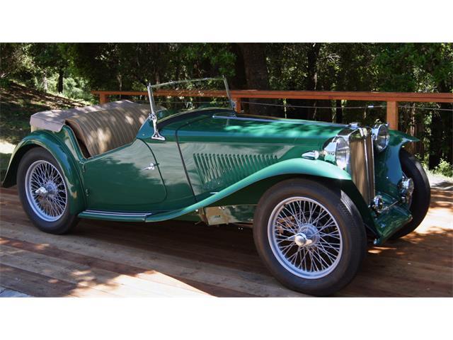 1948 MG TC | 874987