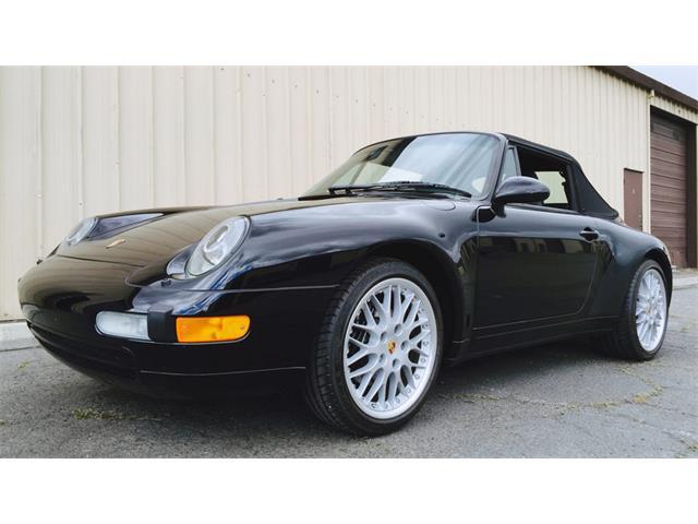 1998 Porsche 911 Carrera   874991