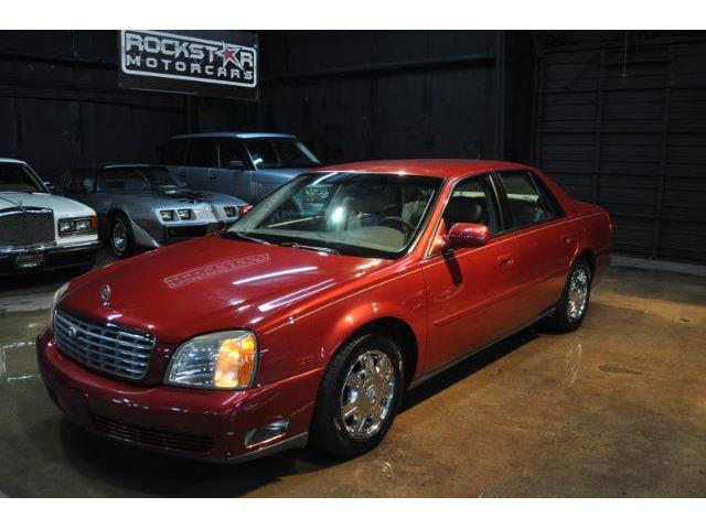 2005 Cadillac DeVille | 870050