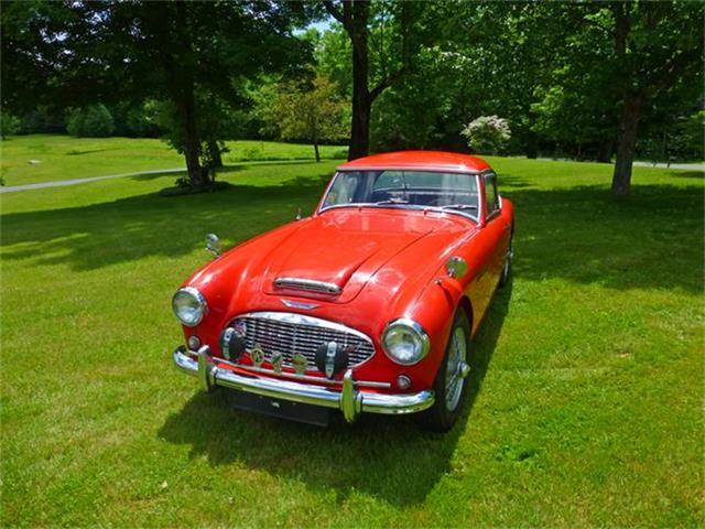 1959 Austin-Healey 3000 | 875003
