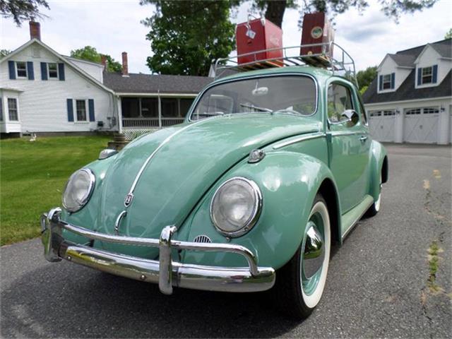 1961 Volkswagen Beetle | 875081